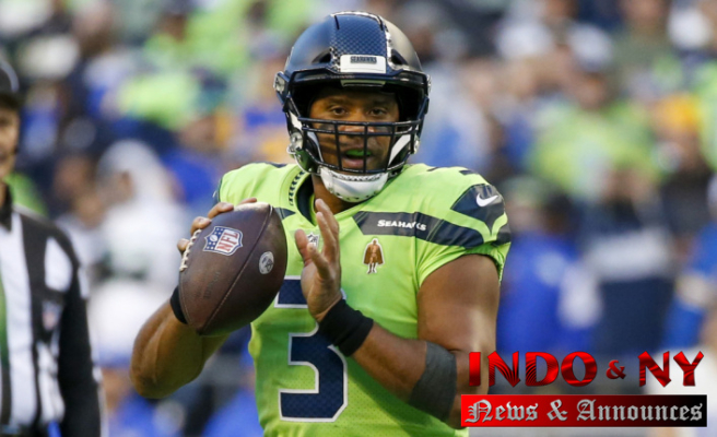Russell Wilson's status is up in the air after Los Angeles Rams' Los Angeles Seahawks loss.