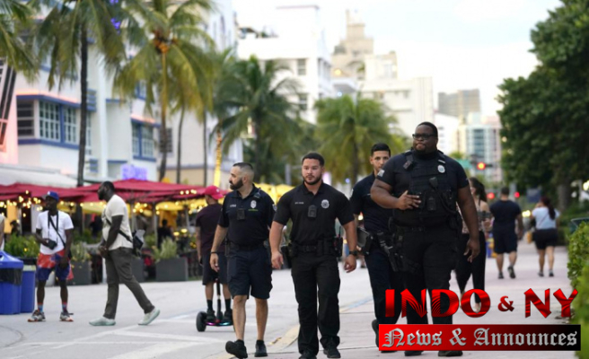 South Beach party crowds inspire effort to reduce volume