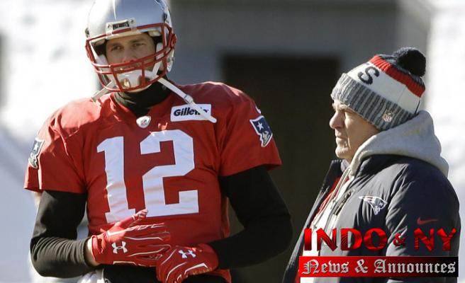 Sportsbooks: Brady-Belichick showdown is the most heavily bet match