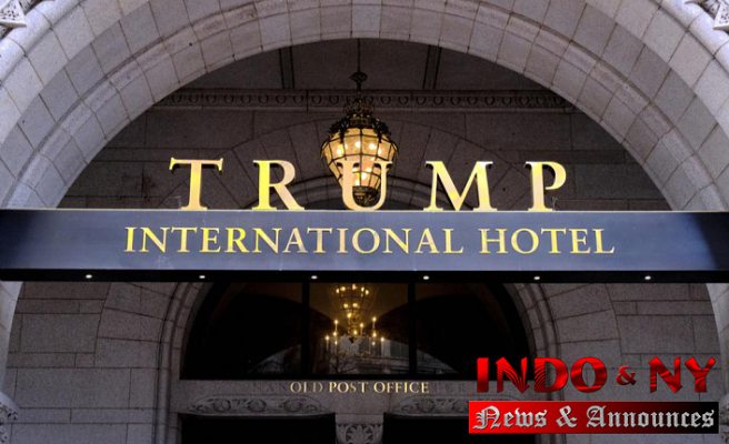 Trump hotel lost $70M despite millions in foreign business