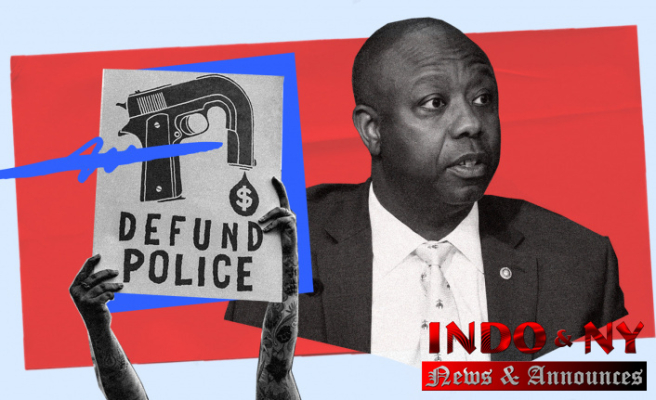 Why police are calling for Republicans to stop torpedoing the Democratic bill