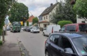 Erding: car Parking as a traffic obstacle | Erding