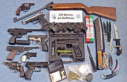 Oberau - police find weapons bunker in the case of...