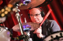 Suffered from cancer of the: City-drummer Klaus Selmke...