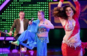 TV-column 5 against Jauch: belly dance instead of...