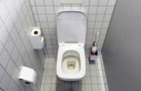 Toilet cleaning: woman makes use of this part against...