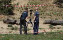Brandenburg/Falkensee: music too loud man pulls gun...