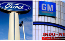 Ford stock surges while GM shares remain flat following...