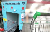 Car wash for shopping carts: Rewe is testing a new Service - how it works - Video