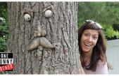 How to Make Tree Faces