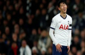 FA rejects tottenham's protest over the red card to Son