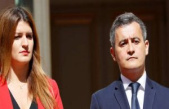 Rape charge : Marlène Schiappa comes to the defense of Gérald Darmanin - The Point