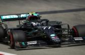 Formula 1: Bottas ahead of Hamilton - Vettel improved