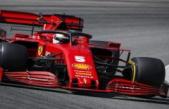 Sebastian Vettel: A little lighter than the past few weeks