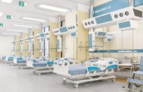 Views in Germany's hospitals: a Live map of all the freely available beds intensive Video