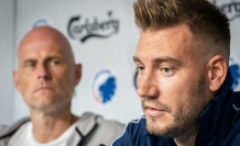 Bendtner will have to wait: the Fate will be decided in the next week