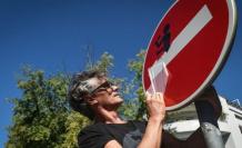 Oslo Municipality politianmelder his own art project