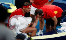 Click to Nadal, will decide the doubles