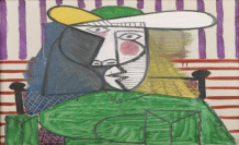 The young man arrested for vandalizing a 'picasso' at Tate London is a resident in Murcia