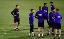Valverde longs for the old Super cup