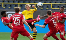 Borussia Dortmund plays at the Maximum, but the FC Bayern is simply better