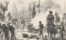 8 August 1523. The day or lermite, Jean Vallière is the first reformed of France to be burned - The Point