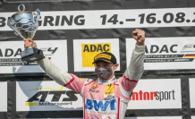 ADAC Formel 4: the first victory for the young racer Dürksen
