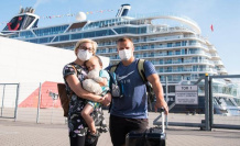 Anxiety-free than in the supermarket: guests rave about Corona cruise on Hygiene
