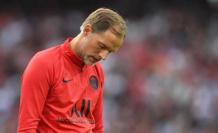 Champions league : the curse PSG has struck again - The Point