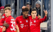 Coman struck: Philippe Coutinho gets his Chance