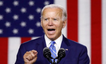 Nomination for Congress in the Live-Stream: US-Democrats to Biden in the Internet to see