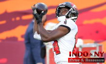 Tampa Bay Buccaneers Inform WR Chris Godwin he Will get franchise Label, source says