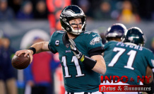 Colts' Frank Reich explains why he cringes when hearing about Carson Wentz's alleged bad rep