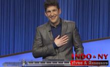 """Matt Amodio's historic run on TV's """"Jeopardy!"""" ends"""