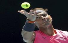 Nadal criticizes balls: Here, put pesadísimas...
