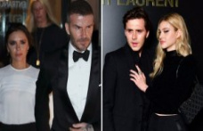 Beckham's grief for his son's ban – and left with a love