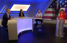 Maischberger. The week (ARD): About civil unrest in the US, only White talk | TV to