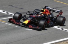 Max Verstappen to P2: much more not