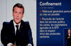 Confinement, school, home... until It is necessary to remember ads dEmmanuel Macron - The Point