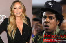 Mariah Carey into'launch new album and world tour Following work Divide out of Jay Z'