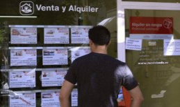 The Bank of Spain says that to control the price of the rental assistance but has adverse effects