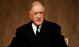 De Gaulle had a capacity of adaptation fascinating - The Point