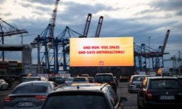 Drive-in movie at the lake Tegernsee: The first dates...