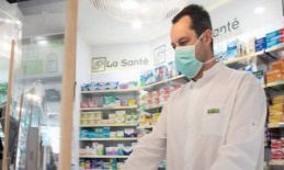 Coronavirus : pharmacies can now carry out serological tests fast - The Point
