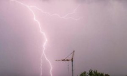 Weather : 11 departments placed in vigilance orange to the storms - to The Point