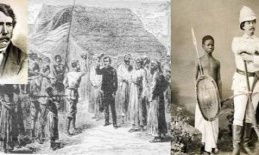 October 27, 1871. The day when Henry Stanley found Dr. Livingstone in Africa - The Point