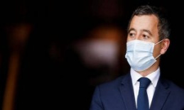 According to Darmanin, there is no divorce between the police and the population - The Point