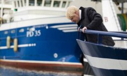 Brexit : Johnson saccroche to the sovereignty of his fishing - Point