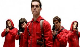Misuse of Casa de papel makes it more subversive ? - The Point