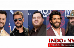 ACM Awards to Attribute (most of) country music's top Celebrities